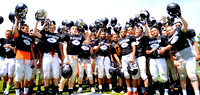 BEAVERTON FOOTBALL-    CANBY CAMP 2012