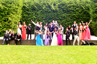BHS PROM COURT - CLASS OF 2014
